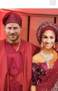 Le Prince et son épouse